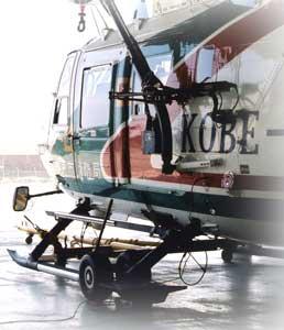 ヘリコプター用 バックミラー も製作しています。